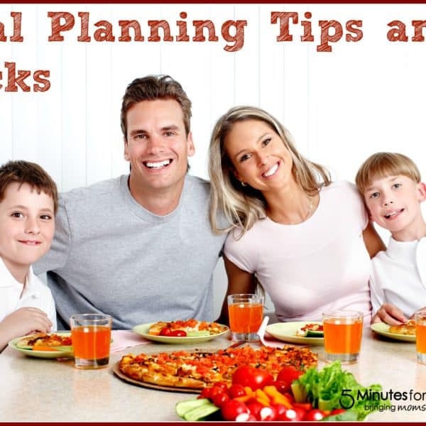 Menu Planning – Tips and Tricks