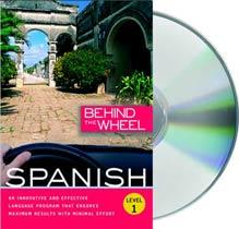 Behind the Wheel Language CDs