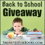 5 Minutes for Books:  How Sweet It Is