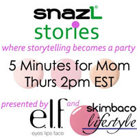 Join Us for Snazl Stories — Week 1, Blogging Tips