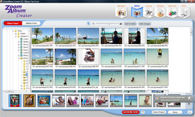 ZoomAlbum Photo Book Kits