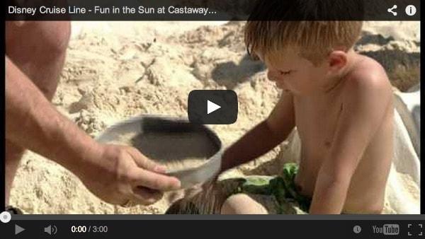 Disney Castaway Cay Video