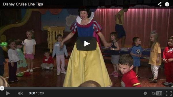 Disney Cruise Line Tips Video