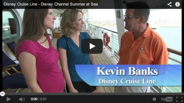 Disney Cruise Line Video