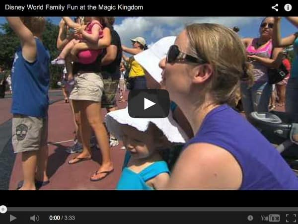 Disney Magic Kingdom Video