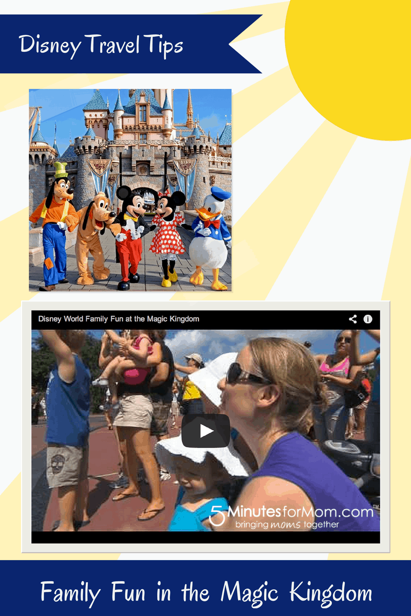 Disney Tips 1 Family Fun in the Magic Kingdom