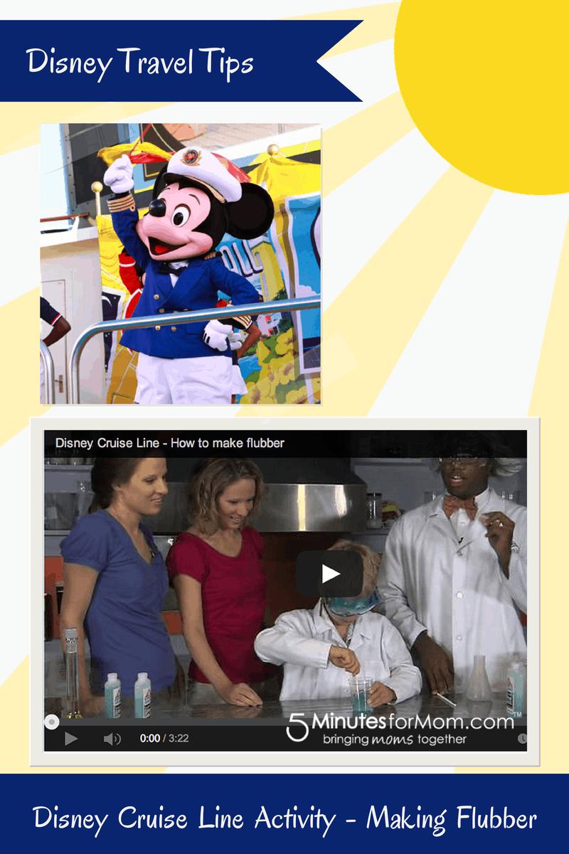 Disney Tips - Making Flubber