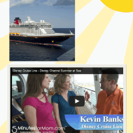 Day 4 in our Disney Video Tour — Sailing with Disney Cruise Line