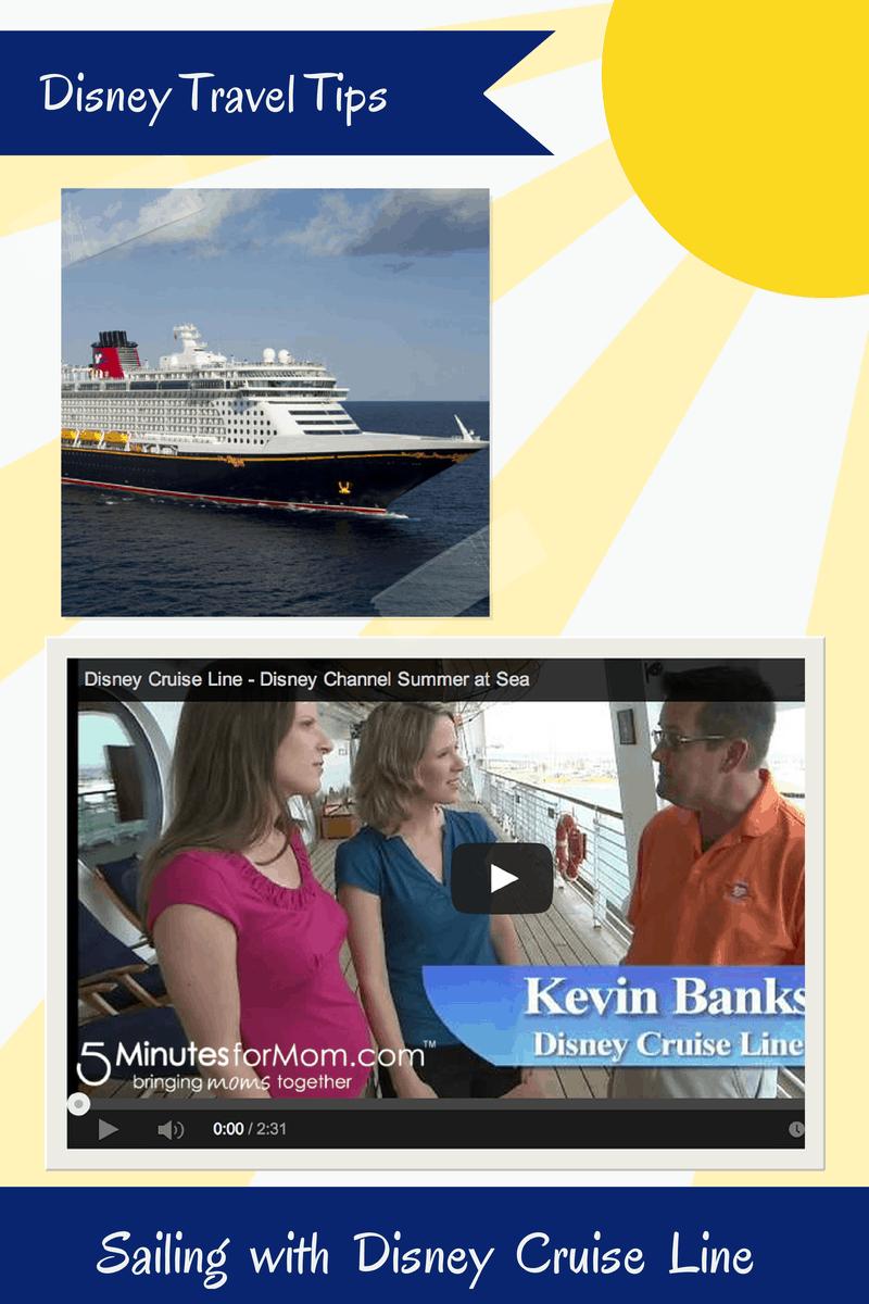 Disney Tips - Sailing on the Disney Cruise Line