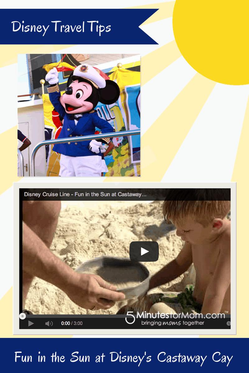 Disney Tips - Disney Castaway Cay