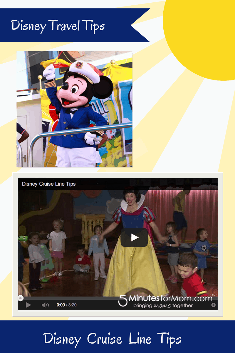 Disney Tips - Cruise Line Tips