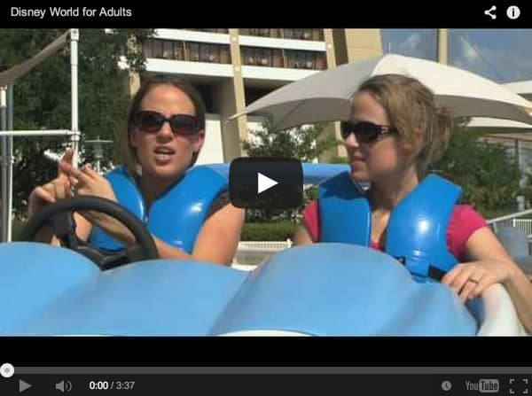 Disney World for Adults Video