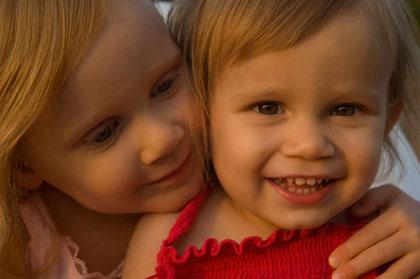 Julia and Sophia