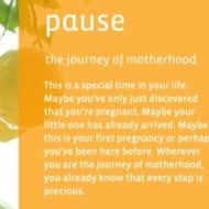 Mom, Nurture Yourself With beginning by Maclaren