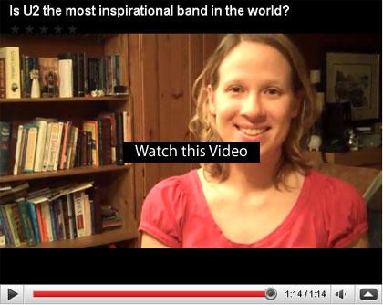 U2 -- The most inspirational band?