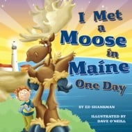 5 Minutes for Books: I Met a Moose in Maine One Day