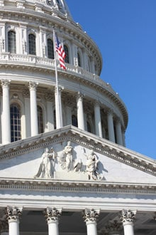 Five Moms (and a few mommy bloggers) on Capitol Hill