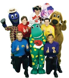 The Wiggles! Group-2