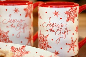 DaySpring Jesus is the Gift Mug