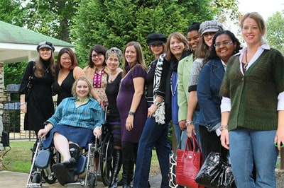 Mom Bloggers at Type A Mom Conference - photo by Rick Bucich