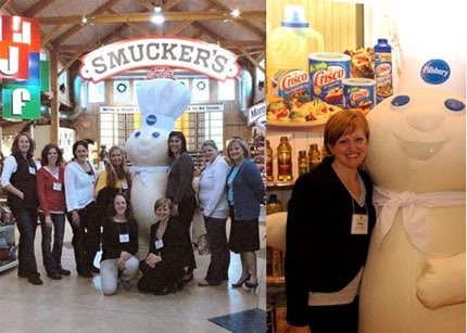 Inside the Smuckers Store