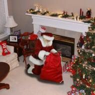 Catching Santa!