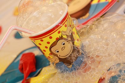 Curious George: A Very Monkey Christmas Party