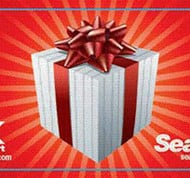 Sears Gift Card Giveaway!