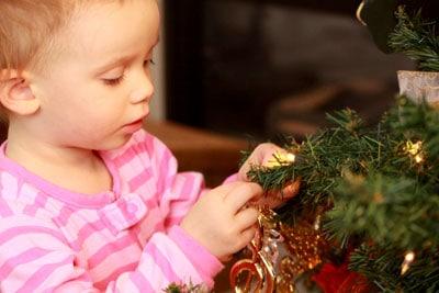 Tackle it Tuesday - Christmas Tree 2009