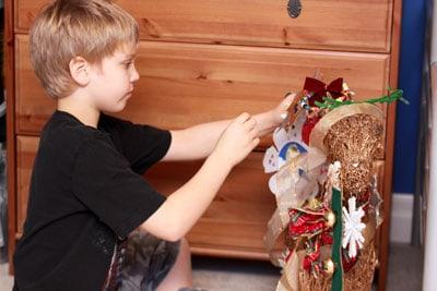 Tackle it Tuesday - Jackson decorating