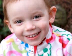 Olivia - January 2010