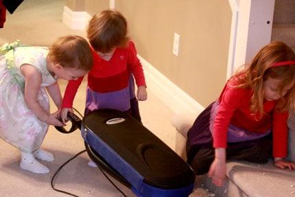 tt-vacuuming