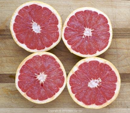 Broiled Grapefruit 2