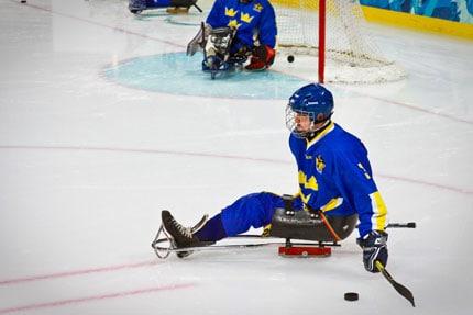WW - Ice Sledge Hockey - Paralympics