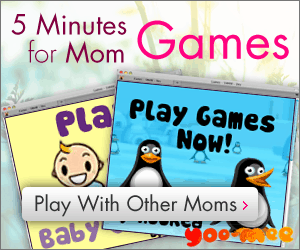 Introducing 5 Minutes for Games – Where Moms Play Together!