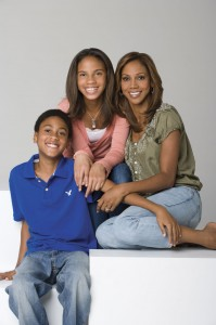 Holly Robinson Peete Fights For Autism On Celebrity