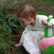 Wordless Wednesday — Easter Egg Hunt