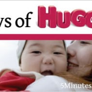 5 Days of Huggies® — A Week of Fantastic Giveaways!