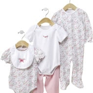 First Impressions – A Beautiful Way to Dress Your Infant!