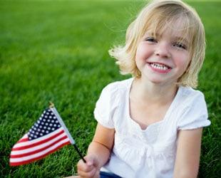 american-girl-w-flag