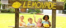 Support a Young Entrepreneur – Lemonade Stand Day!