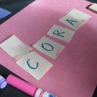 Celebrating Names in Written Language