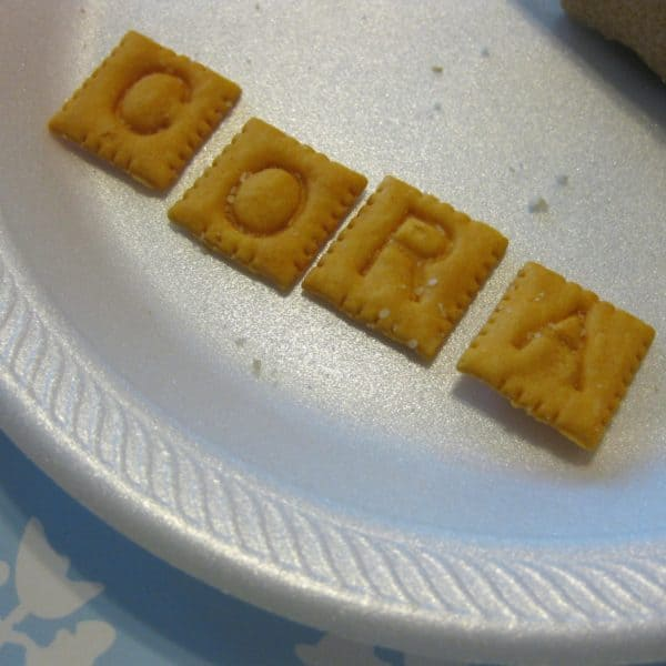 Celebrating Names: Play With Letters!