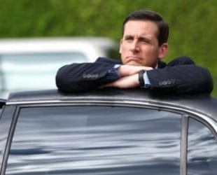 Steve Carell as Michael Scott from the episode Shareholders Meeting © 2009 NBC Universal Inc.