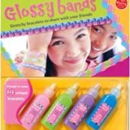 5 Minutes for Books:  Klutz Glossy Bands