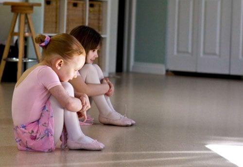 Wordless Wednesday - Ballerinas