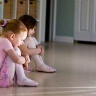 Wordless Wednesday — Ballerinas