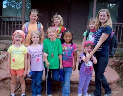 Volunteering as a Girl Scout Troop Leader