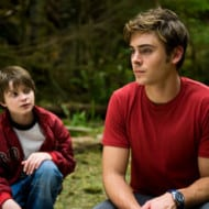 Interviewing Zac Efron and Charlie Tahan