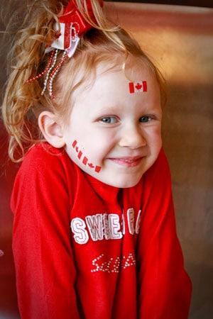 Canada Day - Julia